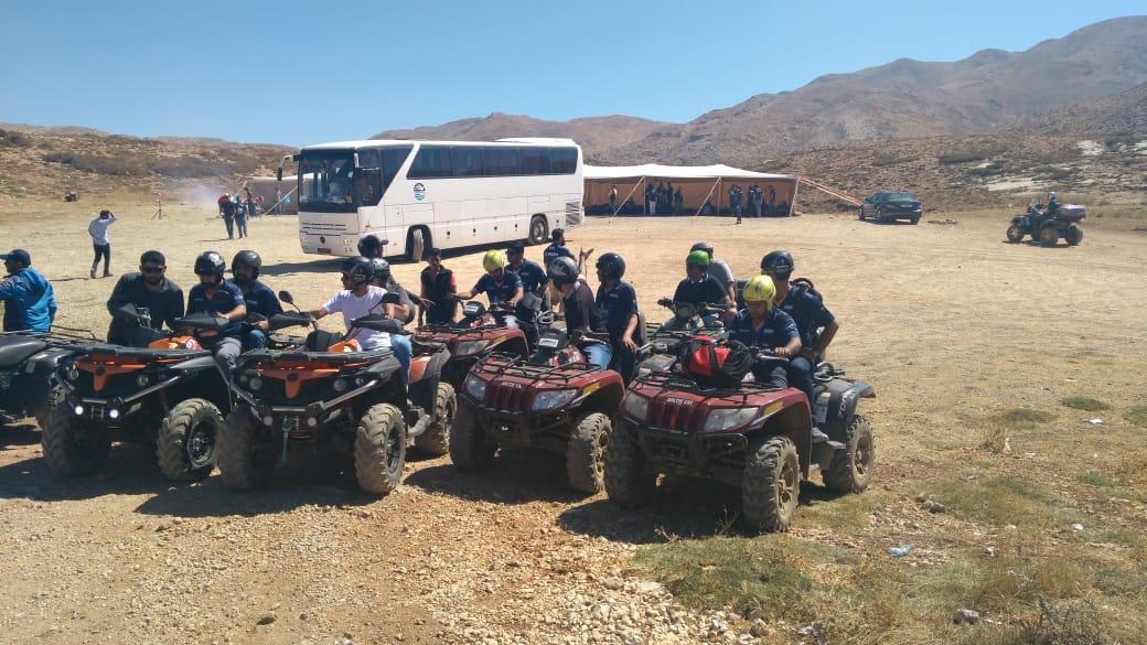 Quad (ATV) rental